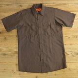 RED KAP レッドキャップ ワークシャツ USA製 【Sサイズ】