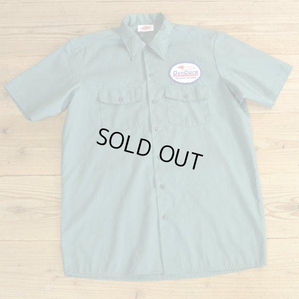 画像1: Dickies ディッキーズ ワークシャツ USA製 【Lサイズ】