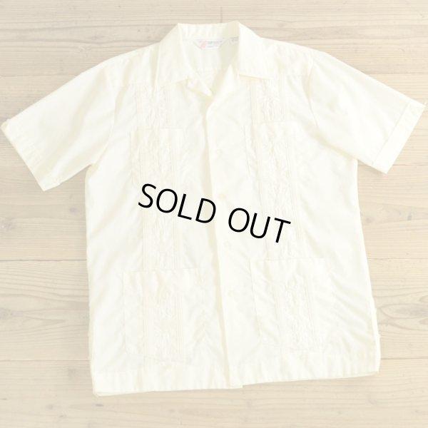 画像1: the ROMANI キューバシャツ 【Mサイズ】