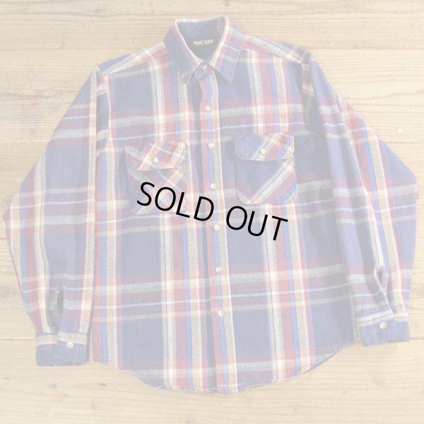 画像1: DEE CEE ヘビー フランネルシャツ USA製 【Mサイズ】