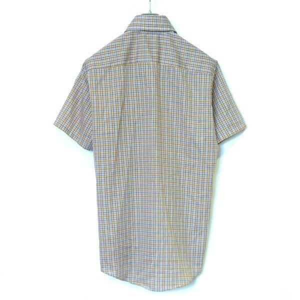 画像2: The DESIGNER AWARD Old Check Half Shirts