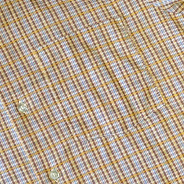 画像5: The DESIGNER AWARD Old Check Half Shirts