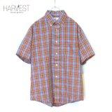 IVY CLASSICS Half Check B.D Shirts