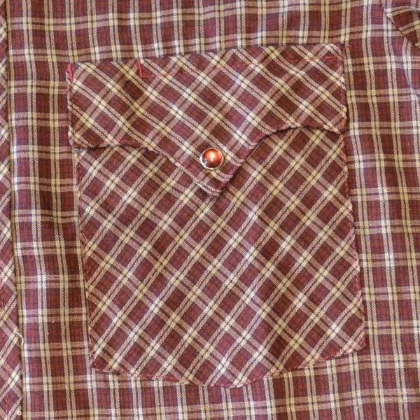画像5: KARMAN Check Western Shirts