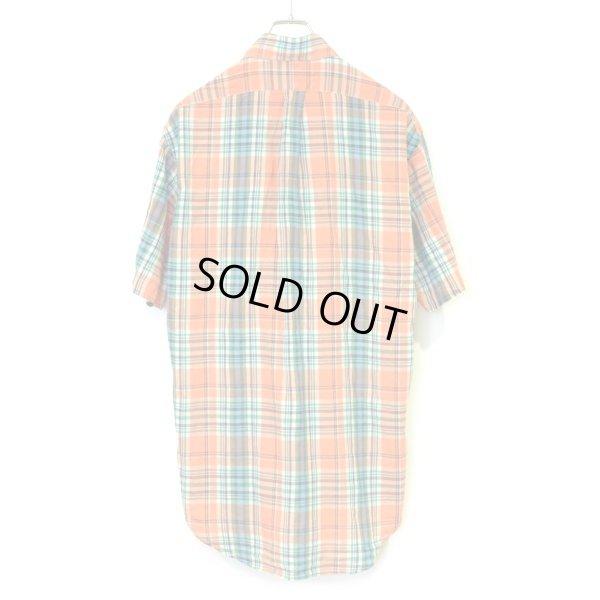 画像2: Ralph Lauren Half Check B.D Shirts