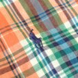 画像5: Ralph Lauren Half Check B.D Shirts (5)