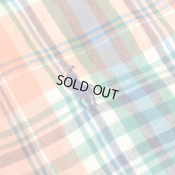 画像5: Ralph Lauren Half Check B.D Shirts