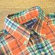 画像4: Ralph Lauren Half Check B.D Shirts (4)