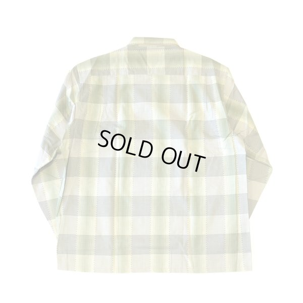 画像3: 60s Old Kentucky Vintage Check Box Shirts Dead Stock