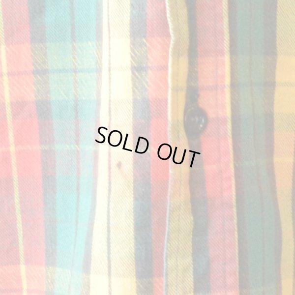 画像4: 70s 5Brother Flannel Check Shirts