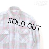 FIVE BROTHER Heavy Flannel Shirts