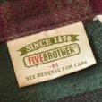 画像4: FIVE BROTHER Heavy Flannel Shirts (4)