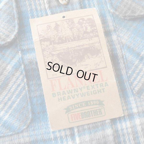画像4: FIVE BROTHER Flannel Shirts