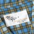 画像3: 70s TOWN Topic Print Flannel Shirts Dead Stock (3)