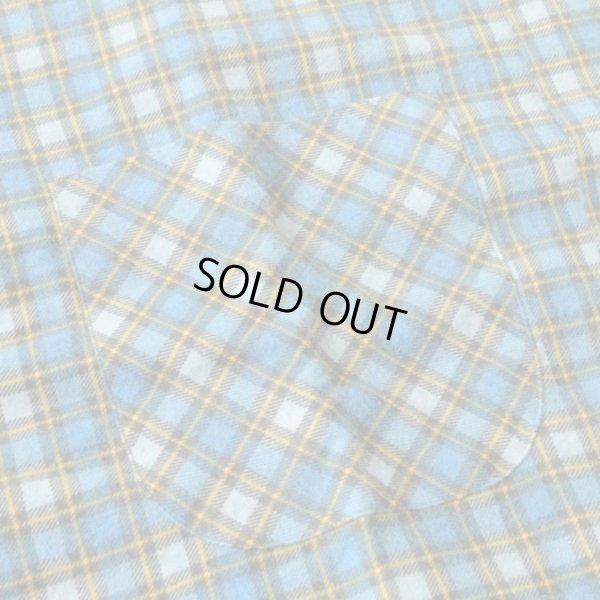画像5: 70s TOWN Topic Print Flannel Shirts Dead Stock