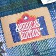 画像3: 80s AMERICAN EDITION プリントネルシャツ 【Mサイズ】 (3)