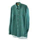 80s OZARK TRAIL プリントネルシャツ 【Mサイズ】