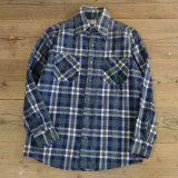 Sears Print Flannel Shirts