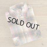 OZARK TRAIL Print Flannel Shirts Dead Stock