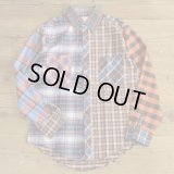 Wood Haven Crazy Pattern Flannle Shirts Dead Stock