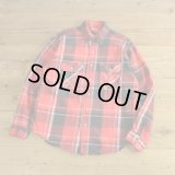 FIVE BROTHER Heavy Flannel Shirts 【Large】
