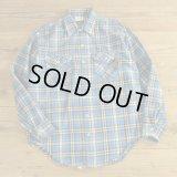 70s OSH KOSH Flannel Shirts MADE IN USA 【Medium】