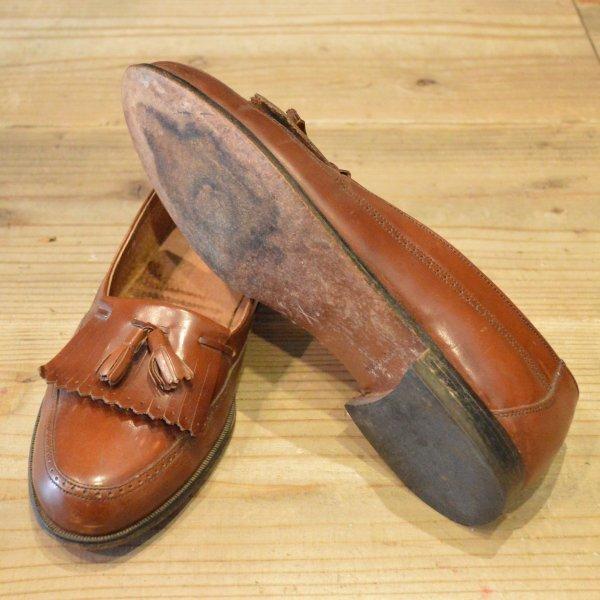 画像2: BOSTONIAN Leather Tassel Loafer  【SALE】