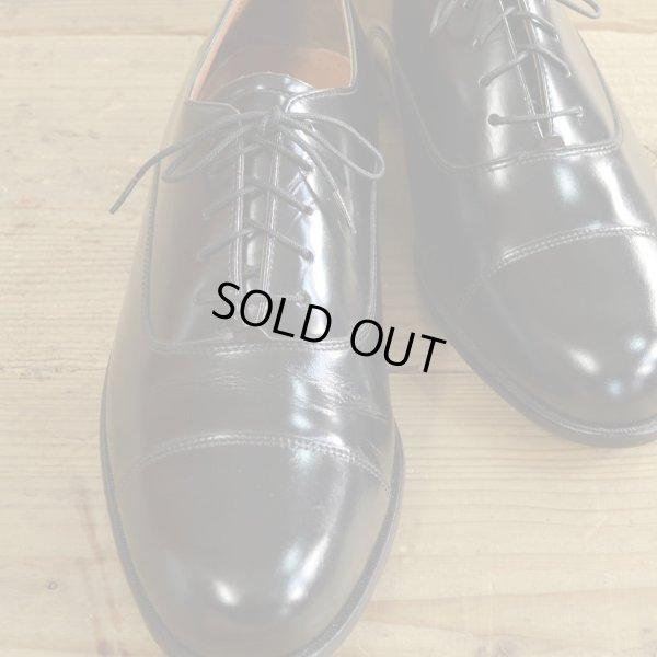 画像1: BOSTONIAN Straight Tip Leather Shoes