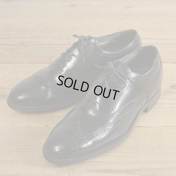画像1: STAFFORD Wing Tip Leather Shoes