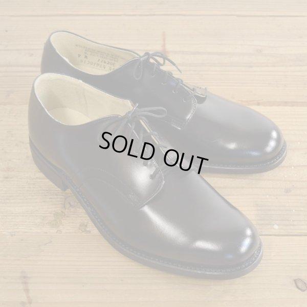 画像1: 1995 US NAVY Service Shoes Dead Stock 【9R】