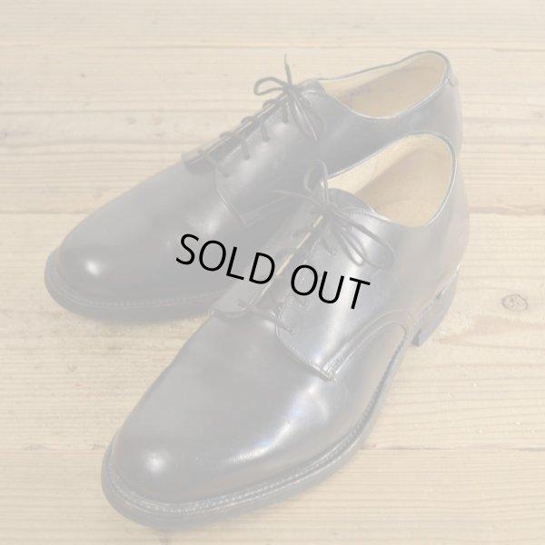 画像1: 1983 US NAVY Service Shoes 【8W】
