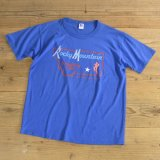 Russell Print T-Shirts MADE IN USA 【Large】