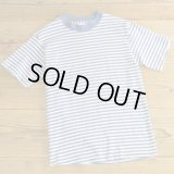 Tee Jays Border T-Shirts MADE IN USA Dead Stock 【X-Small】