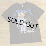 METALLICA Band T-Shirts 【Large】