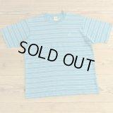 HANG TEN ハンテン ボーダー Tシャツ USA製 【Sサイズ】