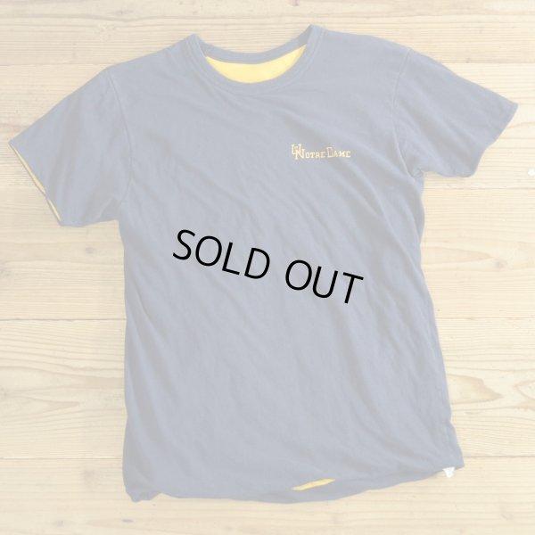 画像1: 80年代 Champion チャンピオン リバーシブル Tシャツ USA製 【Lサイズ】