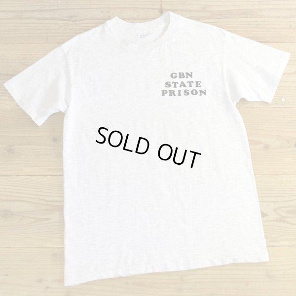 画像1: Hanes ヘインズ 囚人 釈放 Tシャツ USA製 【Lサイズ】