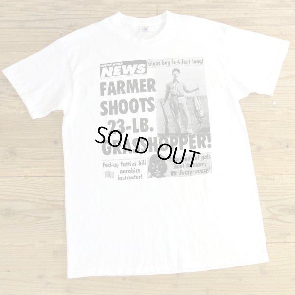 画像1: DELTA デルタ フォト プリント Tシャツ USA製 【Lサイズ】
