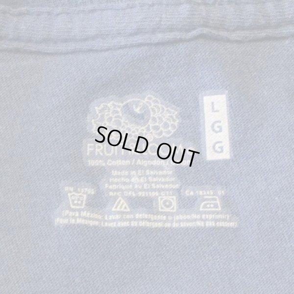 画像3: FRUIT OF THE LOOM Plain T-shirts with Pocket