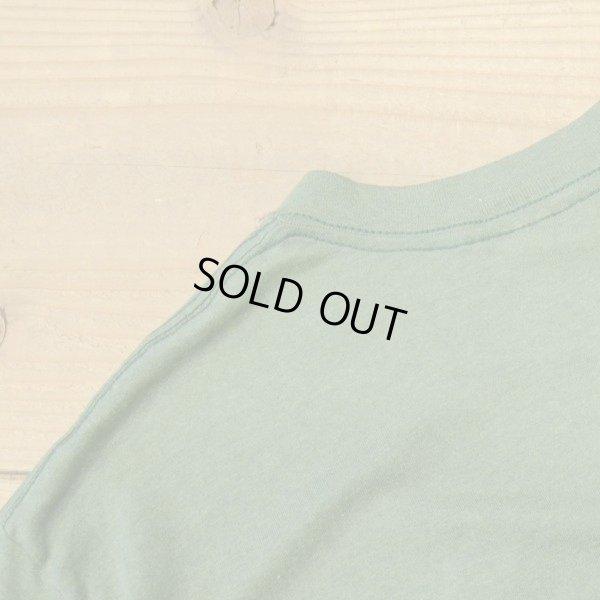 画像5: 80s Unknown Old Plain T-shirts with Pocket