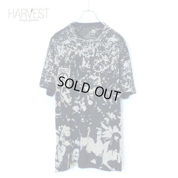 画像1: Woodstock All Over Print T-shirts