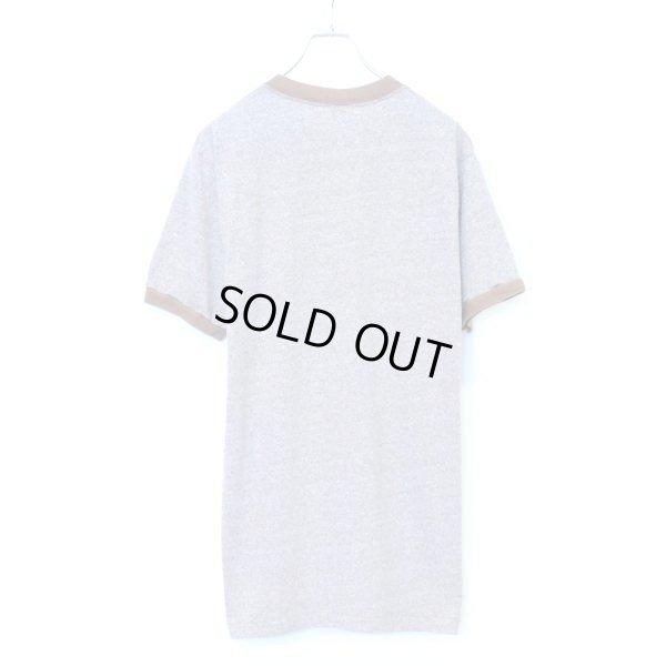 画像2: 80s TOWNCRAFT Plain Trim T-shirts
