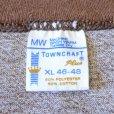 画像3: 80s TOWNCRAFT Plain Trim T-shirts (3)