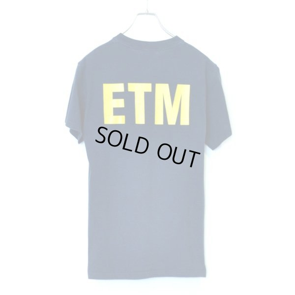 """画像2: GILDAN """"ETM"""" Print T-shirts"""
