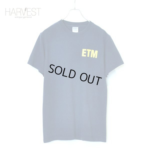 """画像1: GILDAN """"ETM"""" Print T-shirts"""