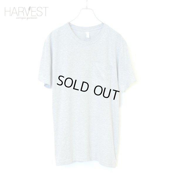 画像1: American Apparel Plain Pocket T-shirts