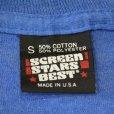 画像3: 80s SCREEN STARS Vintage Old T-shirts (3)