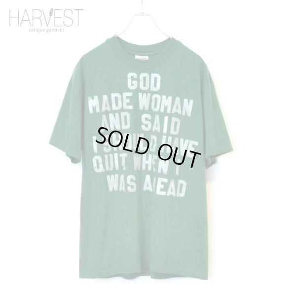 画像1: 90s Hanes Print T-shirts