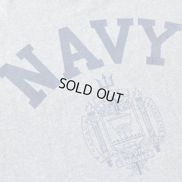 画像4: MV Sport US NAVY ユーエスネイビー プリントTシャツ 【XLサイズ】