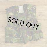 British Army Camouflage Combat Vest